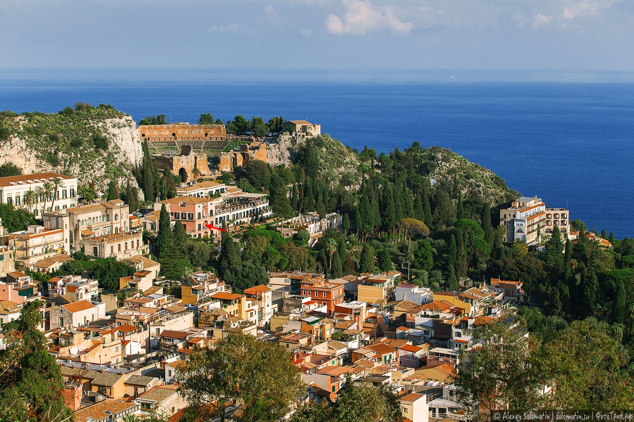 Sicily. Taormina 35