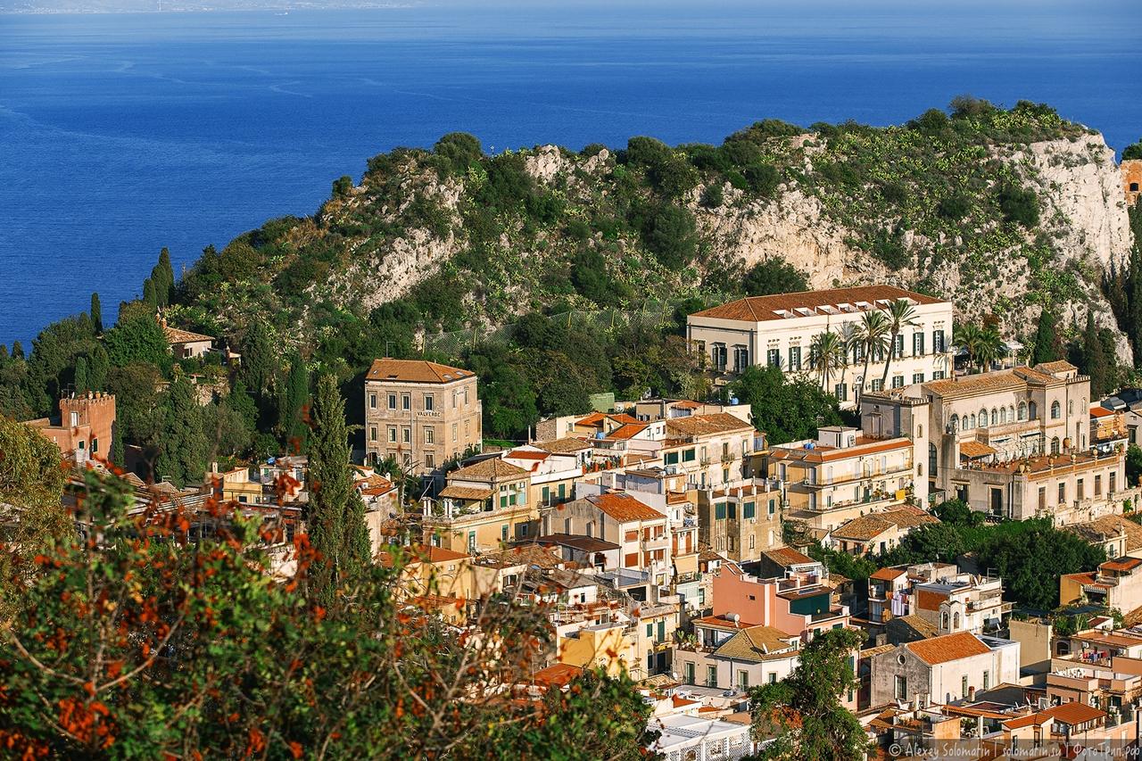 Sicily. Taormina 36