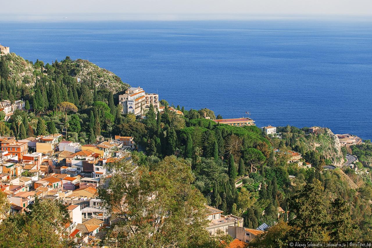 Sicily. Taormina 37