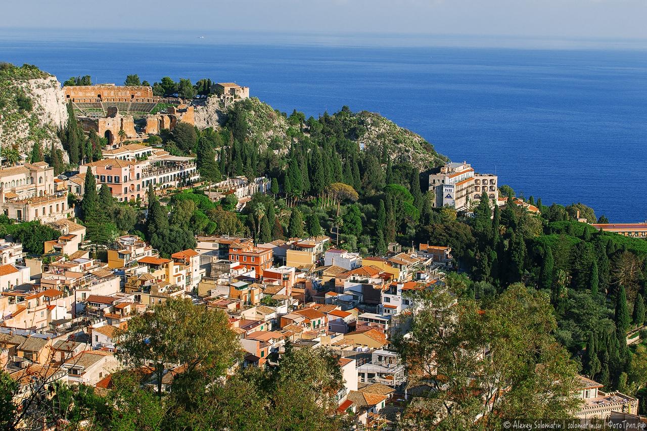 Sicily. Taormina 39