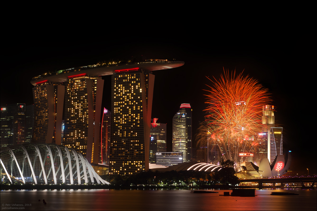 Singapore - 50 years of independence 01