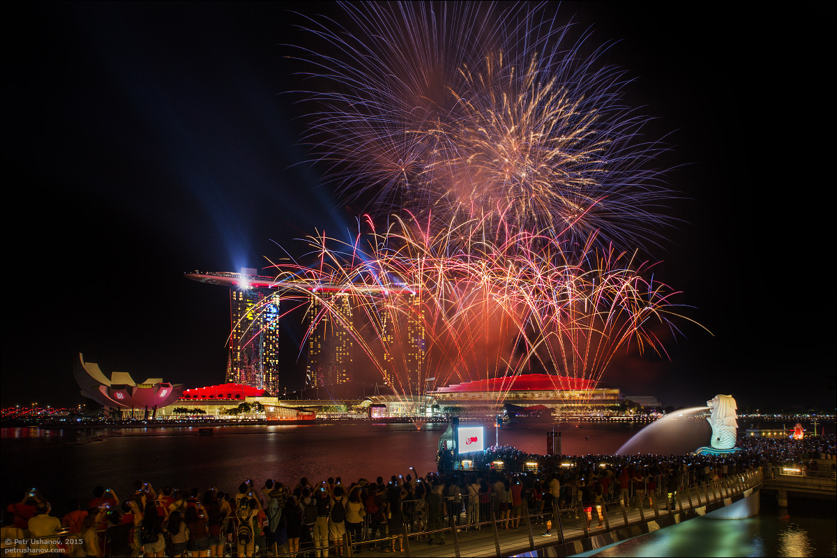 Singapore - 50 years of independence 08