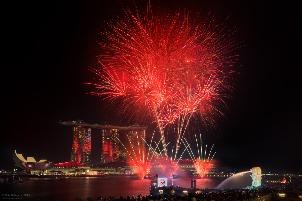 Singapore - 50 years of independence 09