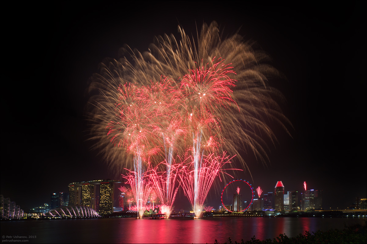 Singapore - 50 years of independence 13
