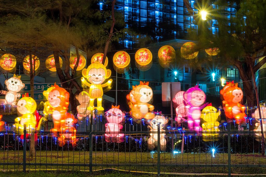 Singapore's Chinatown prepares for Chinese New Year 06