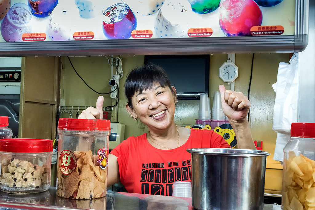 Singapore's Chinatown prepares for Chinese New Year 13
