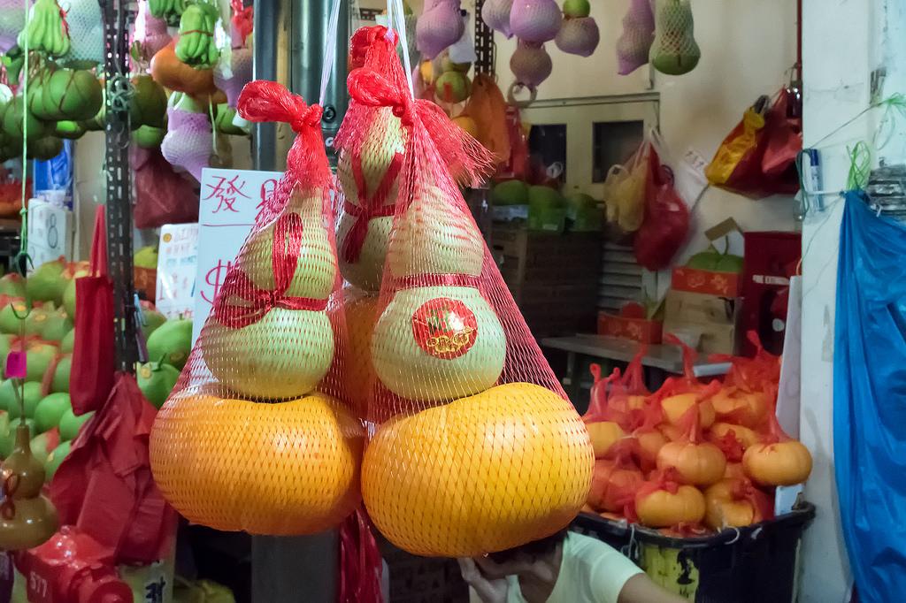 Singapore's Chinatown prepares for Chinese New Year 15