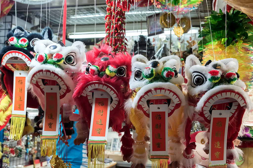 Singapore's Chinatown prepares for Chinese New Year 16