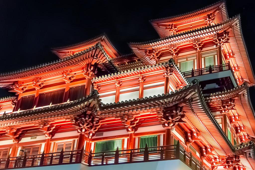 Singapore's Chinatown prepares for Chinese New Year 18