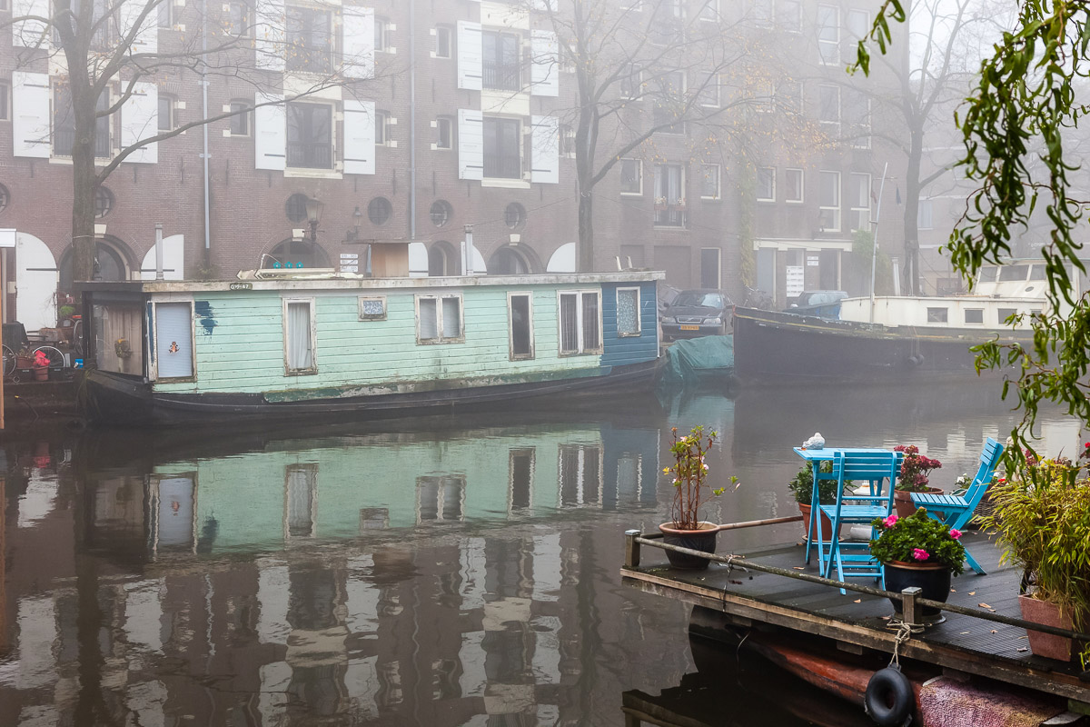 Smoky Amsterdam 07
