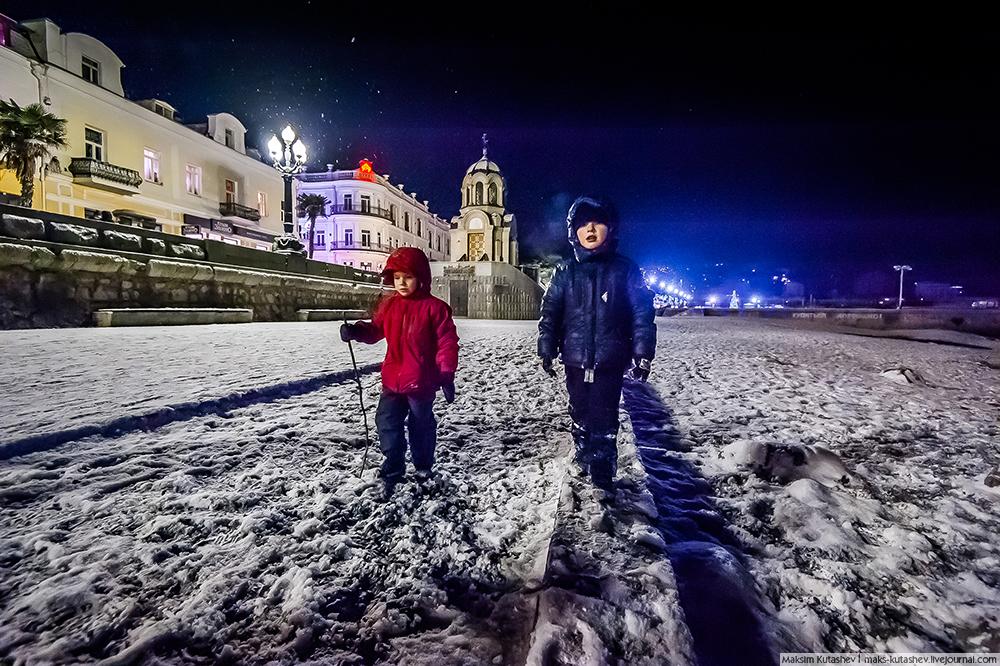 Snowy Yalta 10