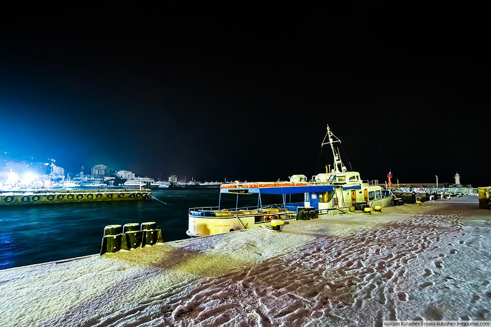 Snowy Yalta 11