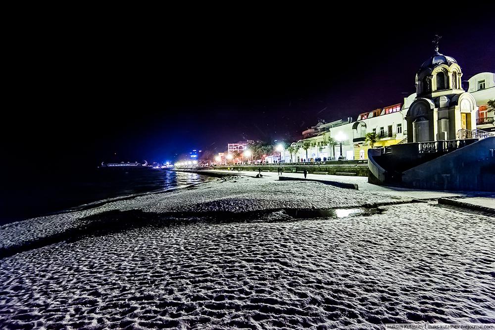 Snowy Yalta 12
