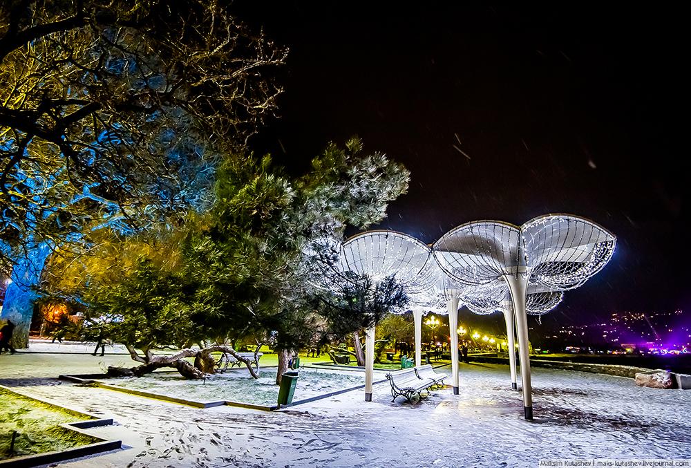 Snowy Yalta 17