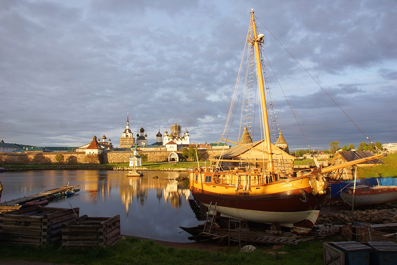 Solovetsky Islands 56
