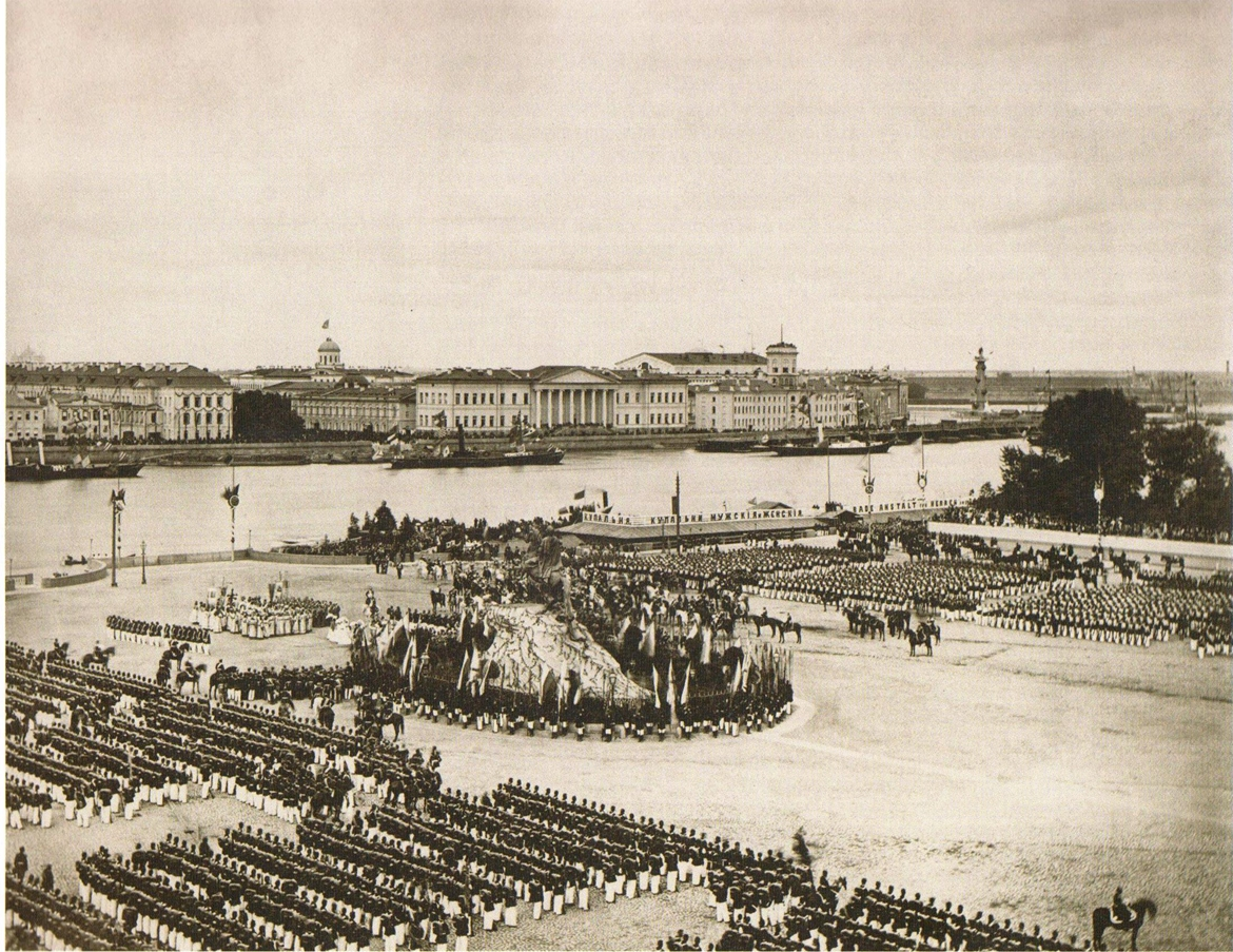 St. Petersburg and its surroundings in the old photos of albert Felicia 02