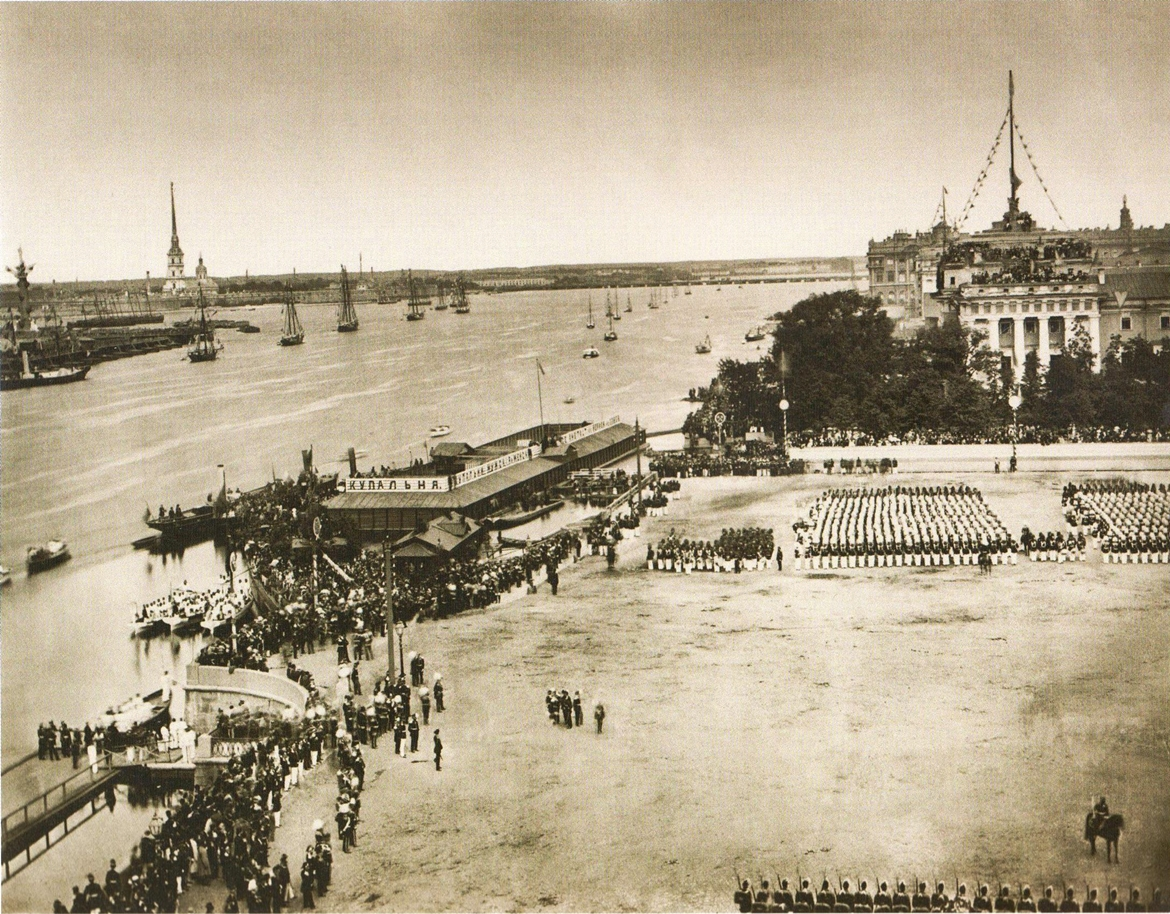 St. Petersburg and its surroundings in the old photos of albert Felicia 03