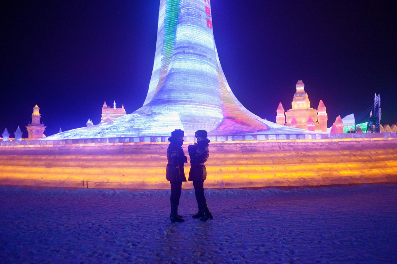 The 2016 Harbin Ice and Snow Festival 11