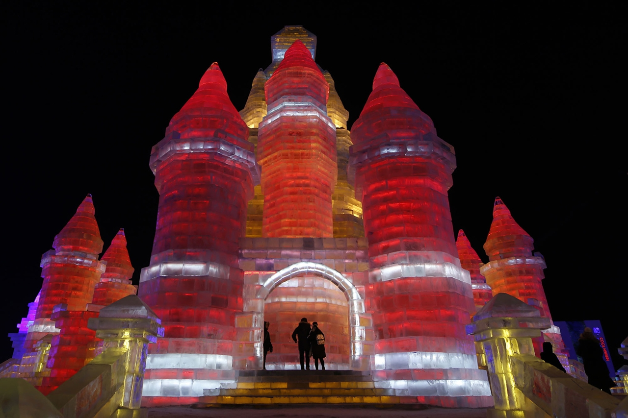 The 2016 Harbin Ice and Snow Festival 13