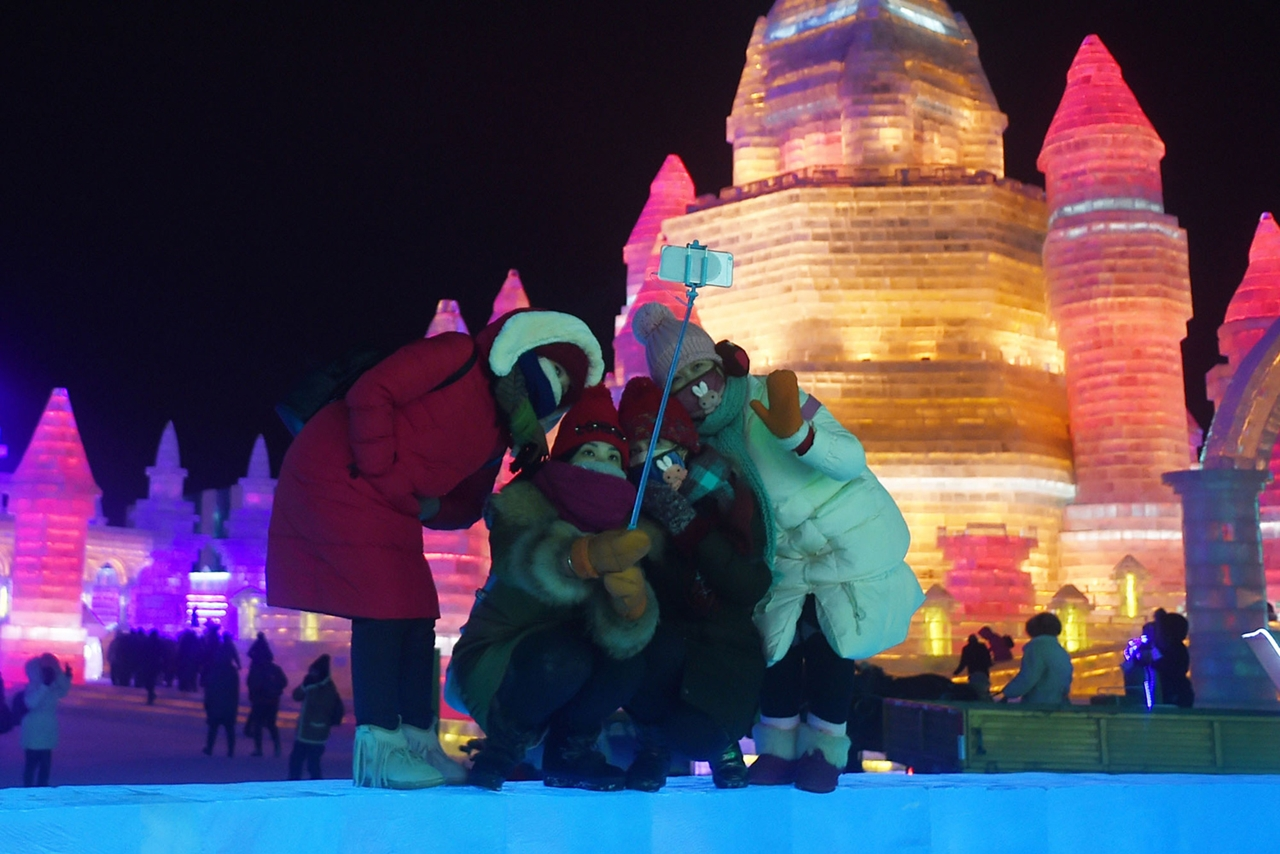 The 2016 Harbin Ice and Snow Festival 15