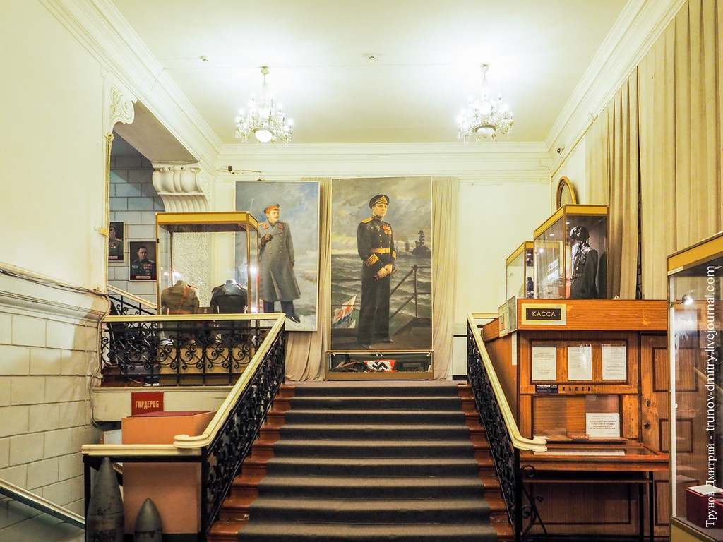 The Museum of the siege of Leningrad 02