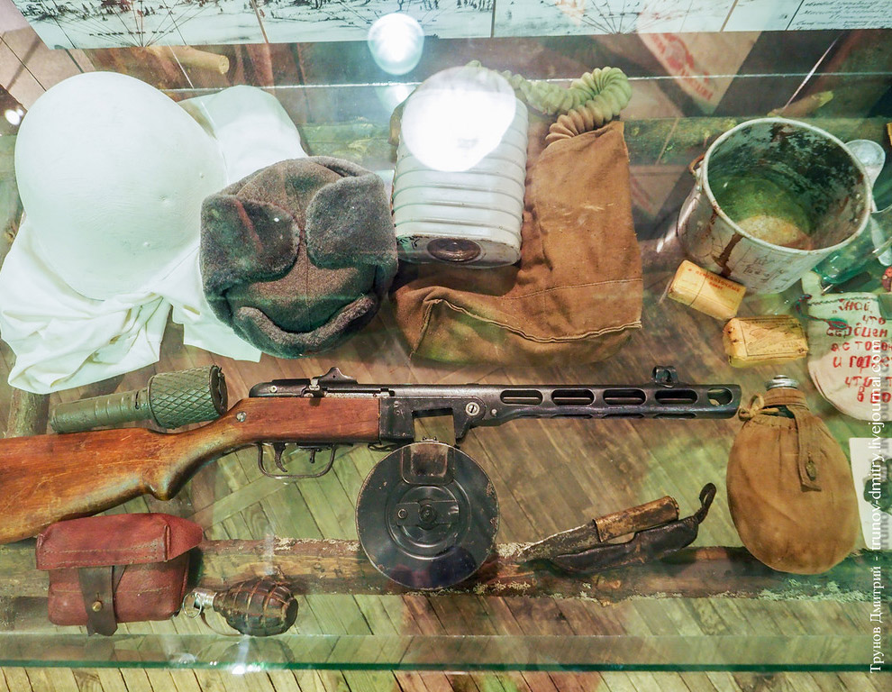 The Museum of the siege of Leningrad 30