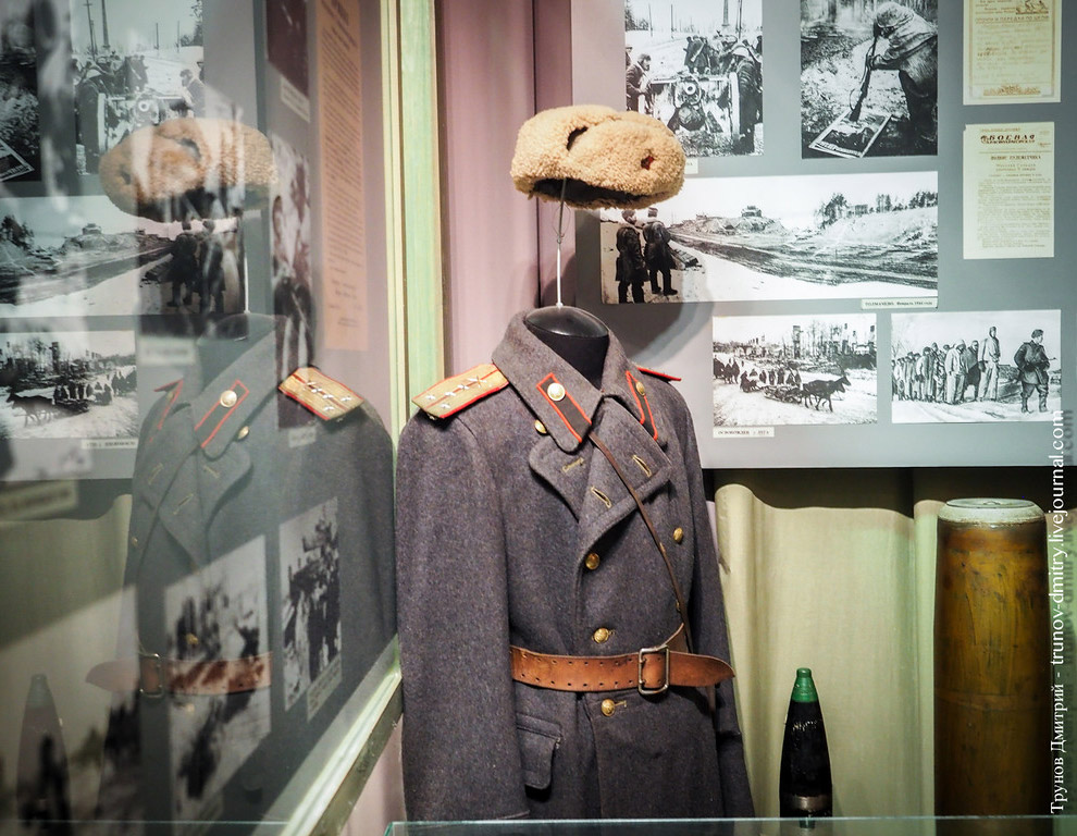The Museum of the siege of Leningrad 34