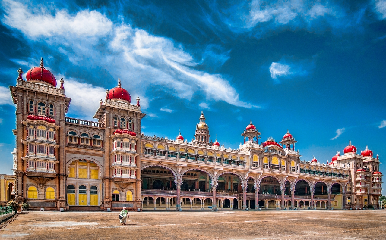 The Mysore Palace of India 01