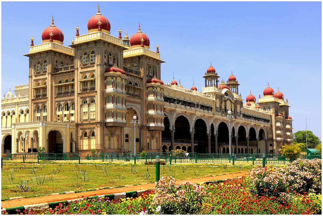 The Mysore Palace of India 02