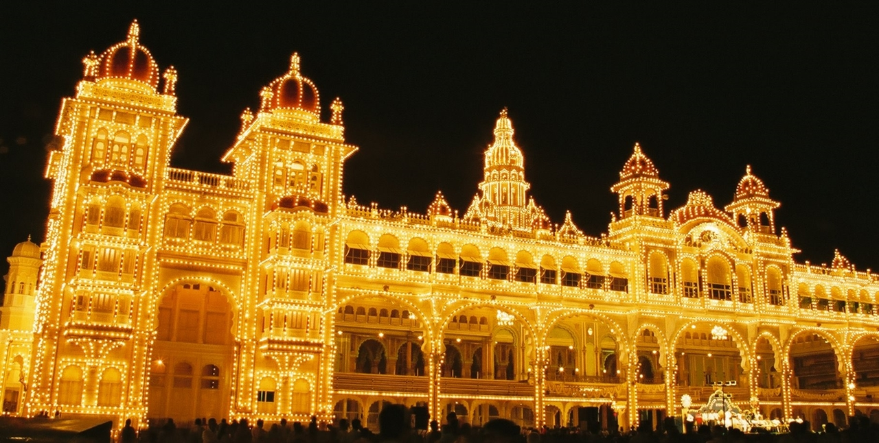The Mysore Palace of India 03