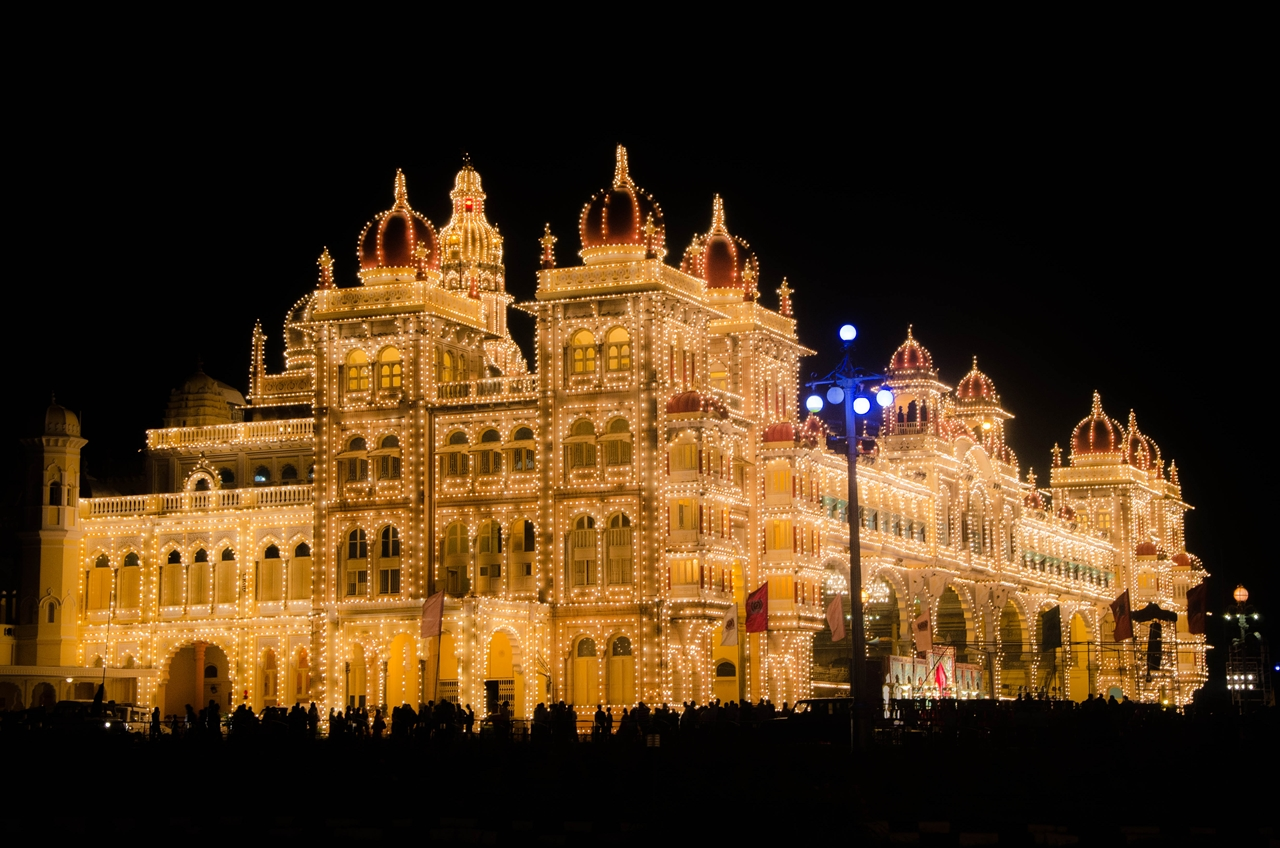 The Mysore Palace of India 06