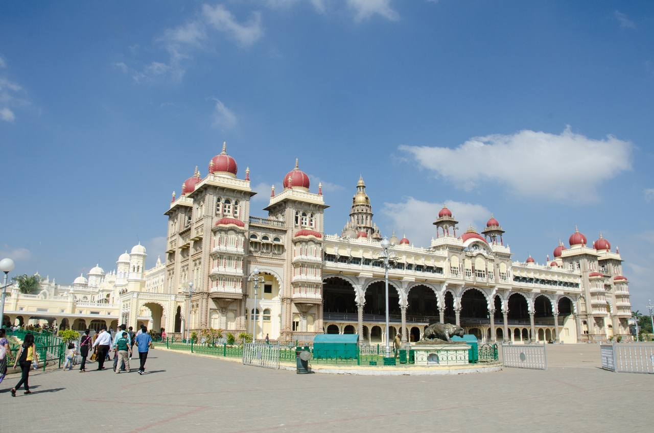 The Mysore Palace of India 08