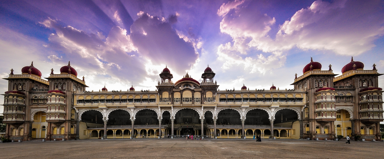 The Mysore Palace of India 09