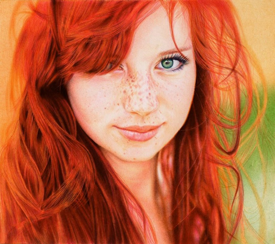 The amazing ballpoint pen drawings 01