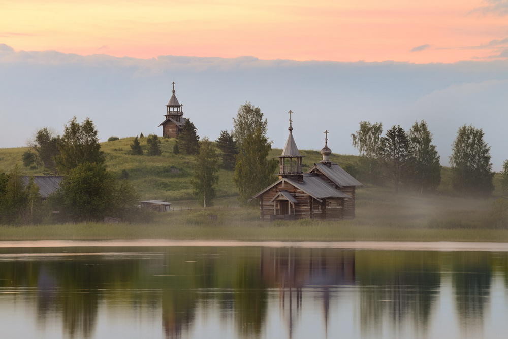 The beauty of the Russian North in photographs of Eduard Gordeev 01