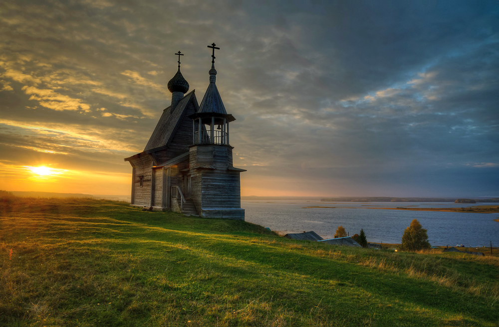 The beauty of the Russian North in photographs of Eduard Gordeev 04