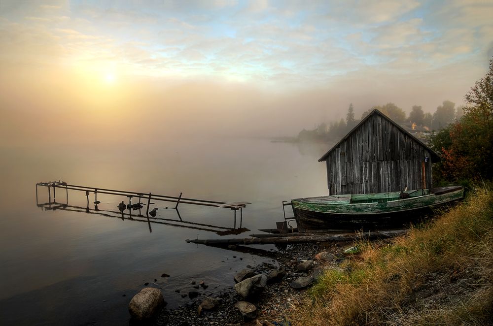 The beauty of the Russian North in photographs of Eduard Gordeev 07