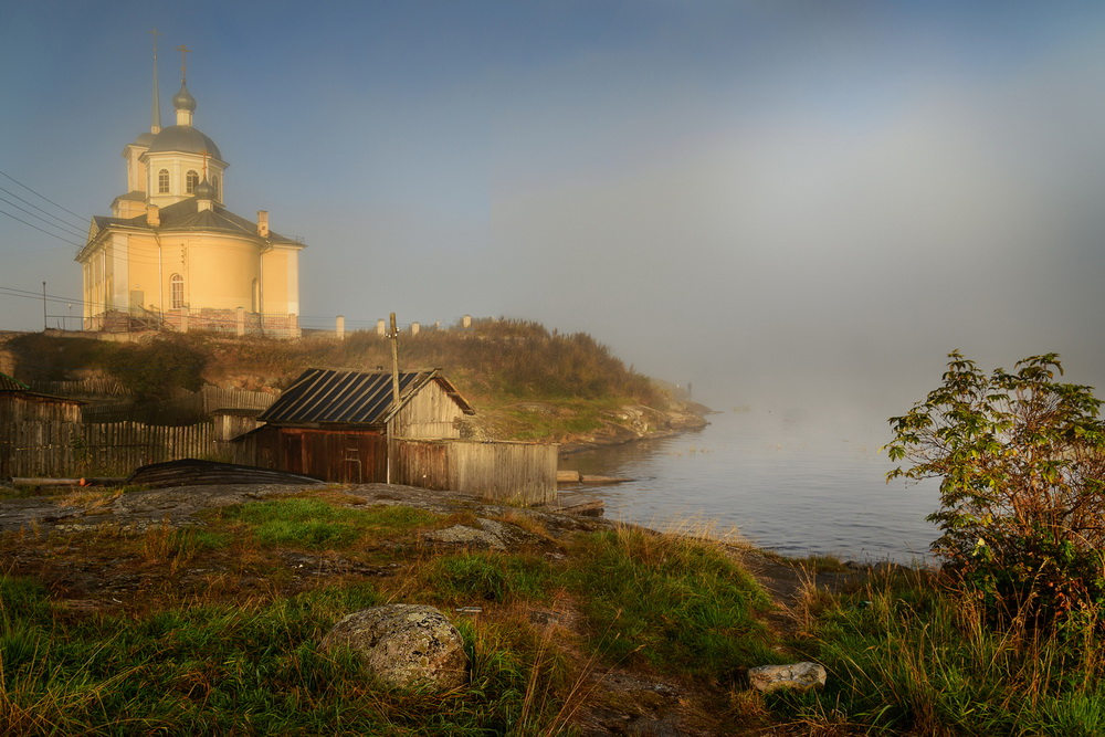 The beauty of the Russian North in photographs of Eduard Gordeev 09