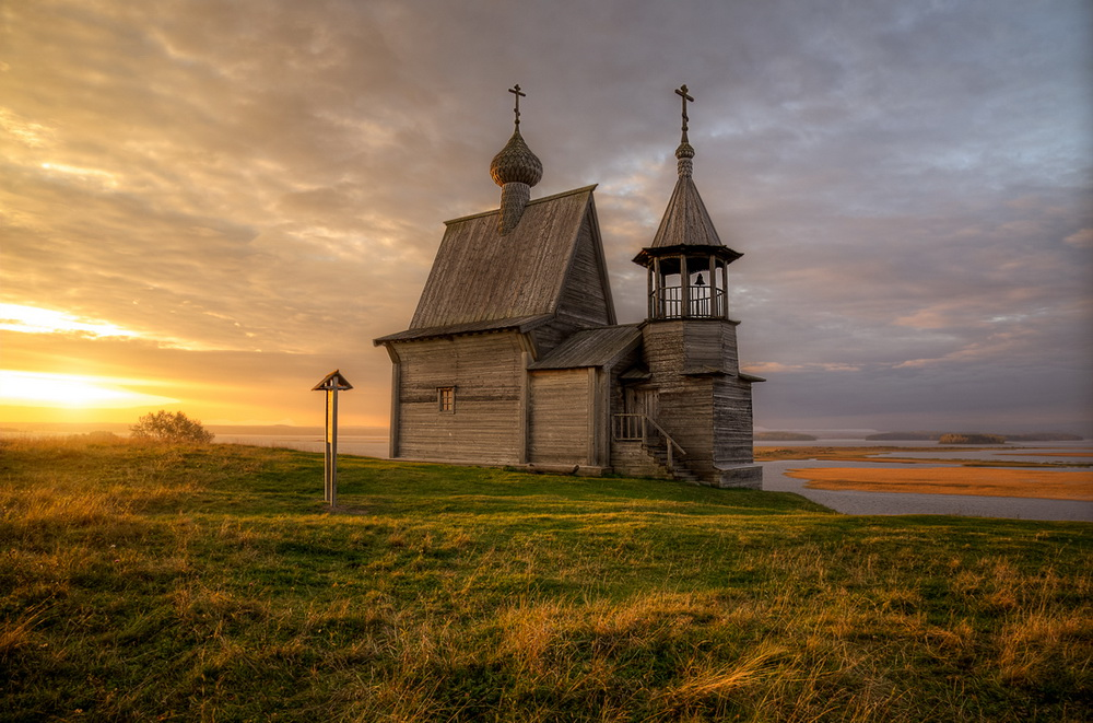 The beauty of the Russian North in photographs of Eduard Gordeev 16