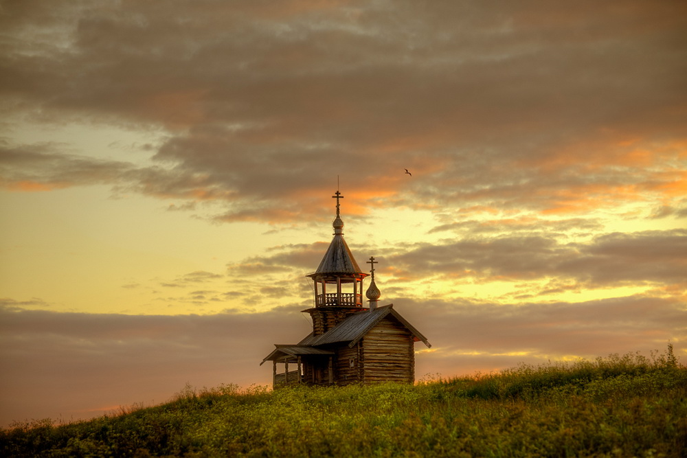 The beauty of the Russian North in photographs of Eduard Gordeev 17