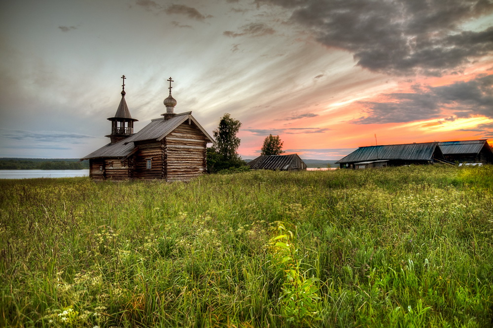 The beauty of the Russian North in photographs of Eduard Gordeev 18