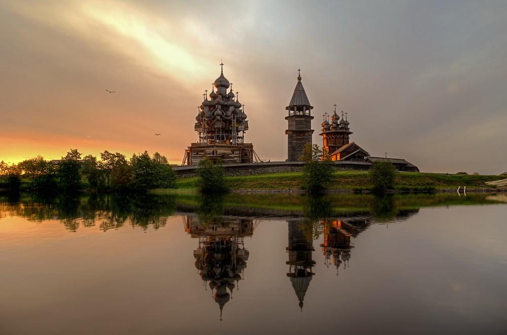 Красота русского севера в фотографиях Эдуарда Гордеева