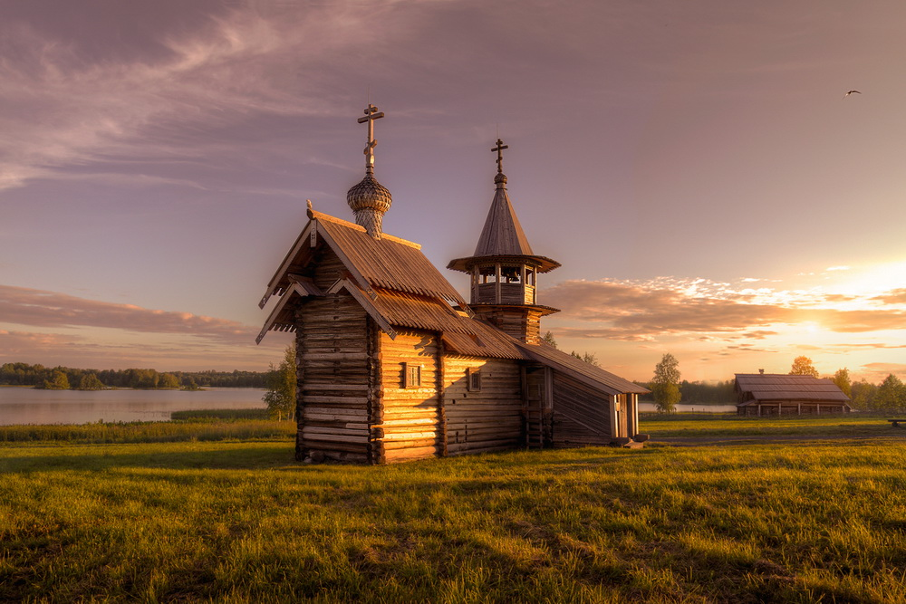 The beauty of the Russian North in photographs of Eduard Gordeev 23