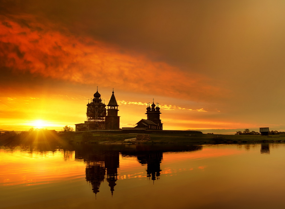The beauty of the Russian North in photographs of Eduard Gordeev 26
