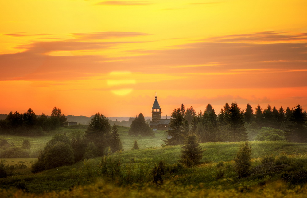 The beauty of the Russian North in photographs of Eduard Gordeev 27