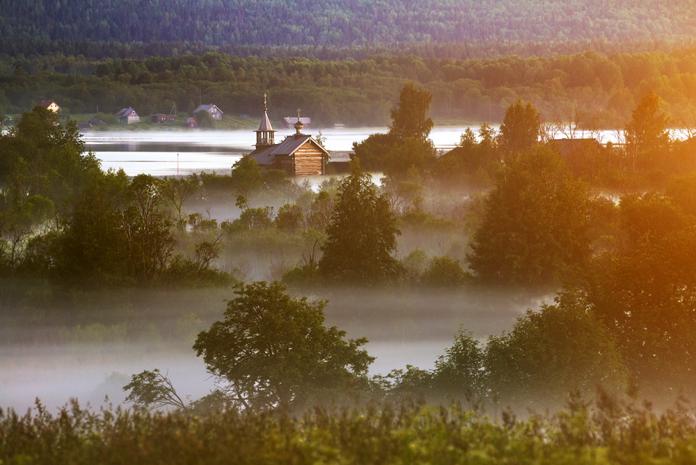 The beauty of the Russian North in photographs of Eduard Gordeev 28