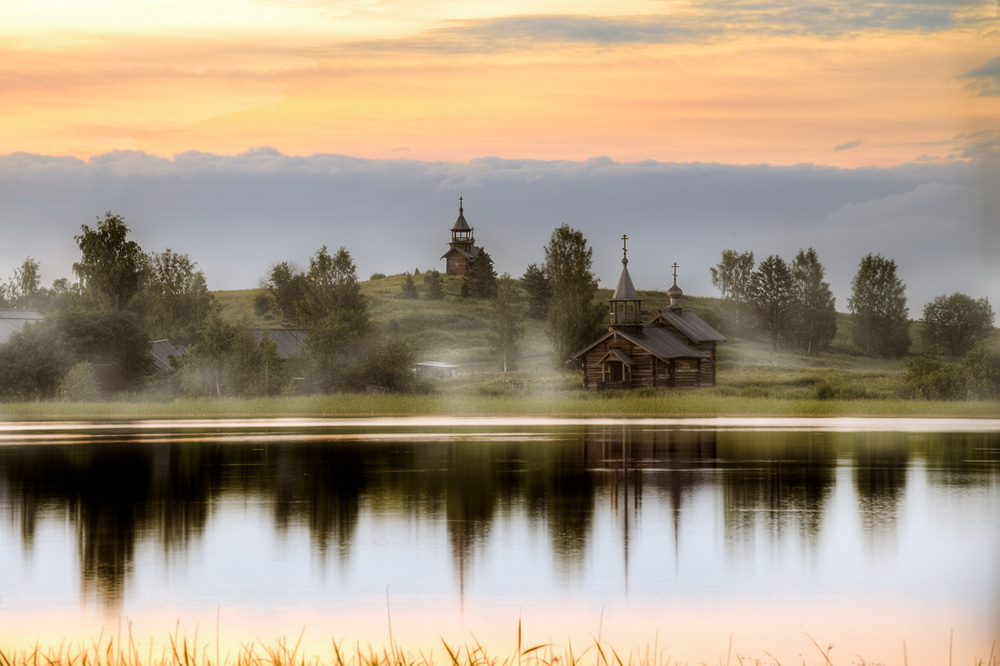The beauty of the Russian North in photographs of Eduard Gordeev 29