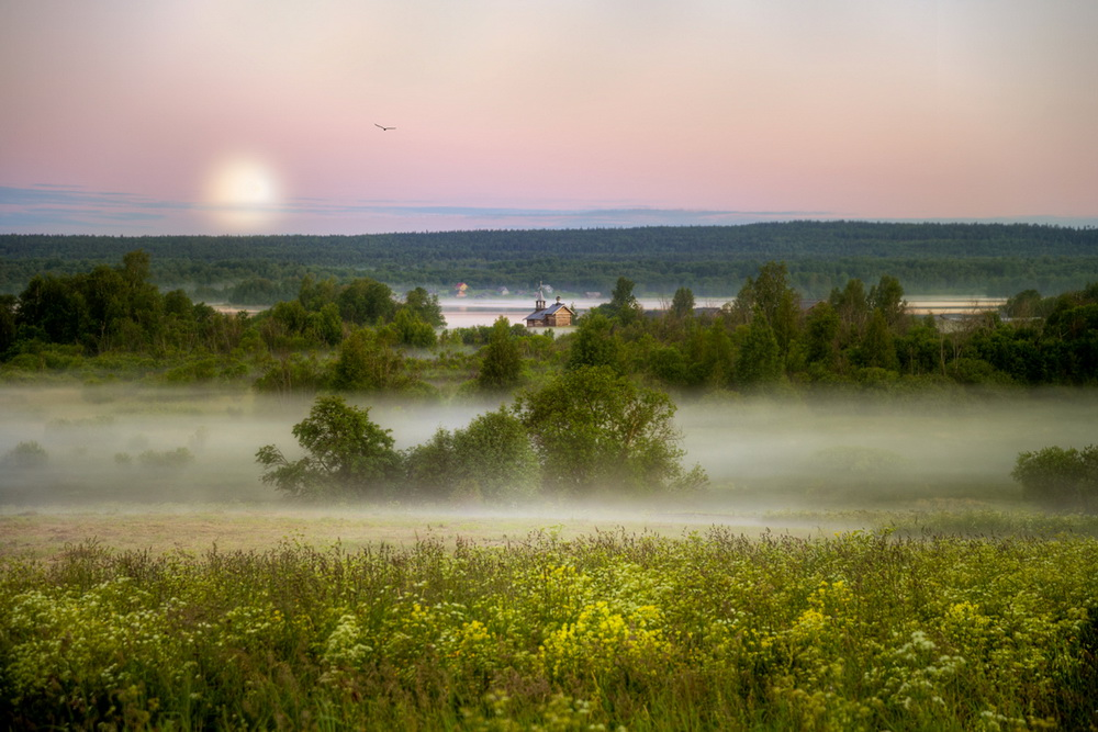 The beauty of the Russian North in photographs of Eduard Gordeev 30