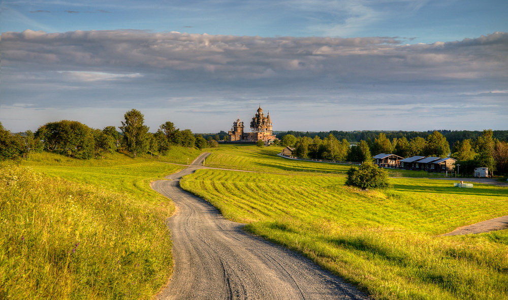 The beauty of the Russian North in photographs of Eduard Gordeev 32