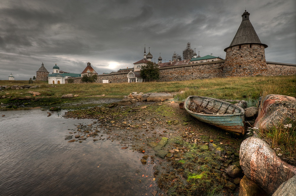 The beauty of the Russian North in photographs of Eduard Gordeev 36